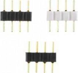 Doppelstecker 4-pol für die Verbindung zweier LED Flex Stripes