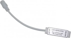 LED Miniverstärker für dualweisse LED Stripes, 12 V mit max. 3 x 4 A, max. Länge: 8 m