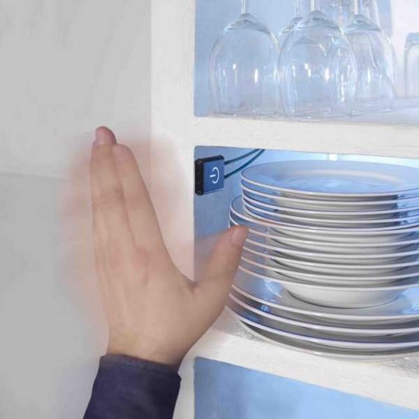 bewegungssensor zum steuern von led licht lichttechnik leuchtmittel led technik bleil. Black Bedroom Furniture Sets. Home Design Ideas