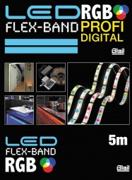 LED Flexband PROFI digital RGB 5m